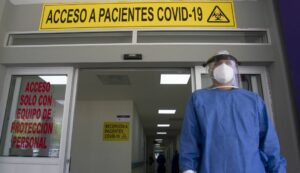 OMS felicita al Gobierno de México por su labor y medidas sanitarias frente a la pandemia