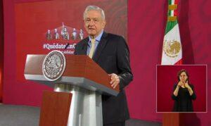 Pese a semáforo rojo en México, AMLO reiniciará gira de trabajo