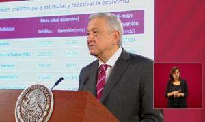 AMLO sostiene que el país crecerá 6% al final de su gobierno