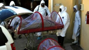 Lo peor de la pandemia en México llegará el 27 de junio, prevé UNAM