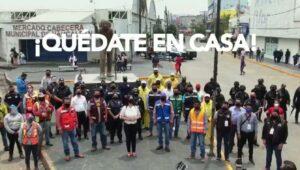 Alcaldesa de Naucalpan destaca labor de servidores públicos durante pandemia de covid-19