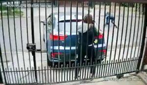 Mujer policía dispara a delincuentes y evita robo en Chile