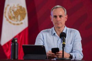 OMS me postuló en 2013 como experto y no hubo entusiasmo por parte del gobierno: López-Gatell