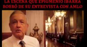 Trollean a Javier Lozano por compartir 'fake news' de entrevista entre Epigmenio Ibarra y AMLO