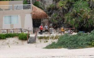 Construyen mansión en zona protegida de Tulum