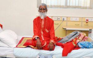 Muere hombre indio que aseguraba no consumir alimento desde hace 80 años