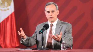 PAN solicita a la OMS reconsiderar postulación de López-Gatell a grupo de expertos