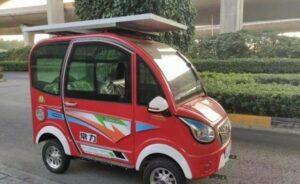 Chang Li, el auto eléctrico más barato del mundo se vende por Internet