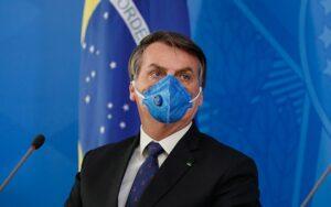 La muerte es el destino de todos, dice Bolsonaro justo cuando Brasil alcanza un nuevo máximo de decesos por Covid-19