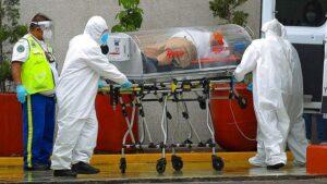 México registra mil 92 muertes por Covid-19 este miércoles; suman 11 mil 729 decesos y 101 mil 238 casos