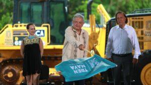 Reinicio de giras de AMLO llega en el peor momento de la pandemia y no es esencial: opositoras al Tren Maya