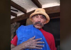 El último video que grabó Héctor Suárez en TikTok