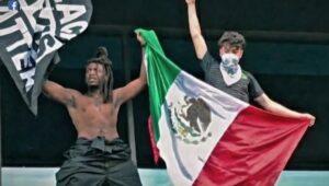 Mexicanos se suman a protestas contra la violencia racial en Estados Unidos