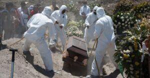 México podría llegar hasta las 35 mil muertes por Covid-19, estima Salud