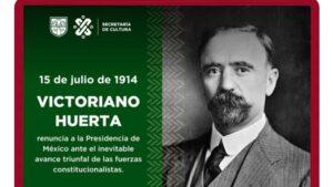 Secretaría de Cultura de la CDMX confunde a Victoriano Huerta con Madero