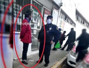 Detienen a exministro de Evo Morales por robar dos botellas de shampoo en la CDMX