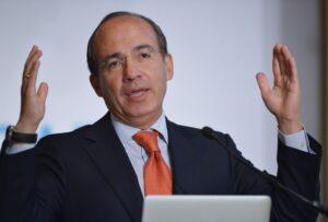 Felipe Calderón propone cobrar impuesto por cada mentira que se diga en las mañaneras