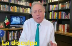 José Cárdenas ofrece disculpa por insultar a hijo de AMLO