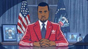 Redes reaccionan con memes a la postulación de Kanye West a la presidencia de EU