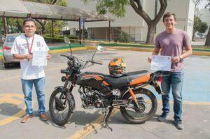 Ingenieros de IPN crean sistema antirobo de motocicletas