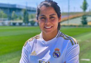 La futbolista mexicana Kenti Robles jugará para el Real Madrid