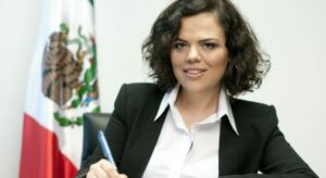 Critican a Mariana Gómez del Campo por meme de AMLO