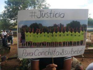 Detienen a hombre que mató e incineró a su exnovia y su bebé en Oaxaca