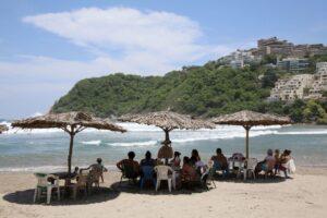 Tras reapertura de playas, Guerrero regresaría a semáforo rojo por aumento de contagios