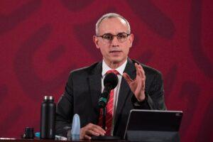 López-Gatell propone disminuir las porciones de comida chatarra