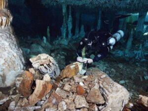 Hallan minas de ocre antiguas en la península de Yucatán