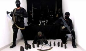 Difunden nuevo video con amenazas contra Omar García Harfuch