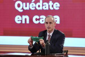 No realicen visitas a amigos o reuniones en grupo, pide López-Gatell a ciudadanos