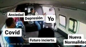 Usuarios hacen memes del ladrón de la carretera México-Texcoco