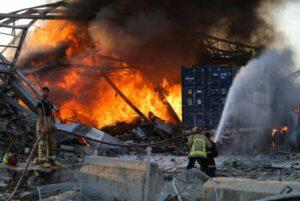México donará 100 mil dólares a Líbano tras explosión en Beirut