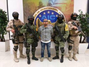 """15 minutos bastaron para que """"El Marro"""" fuera detenido: Sedena"""