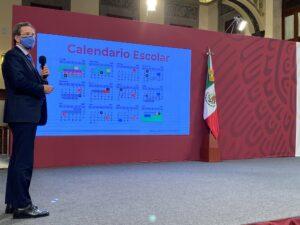 Ciclo escolar 2020–2021 tendrá 5 puentes cortos y 3 largos