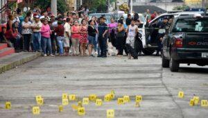 Julio es el segundo mes más violento en lo que va del 2020