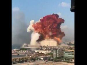 Explosión me recuerda a Hiroshima y Nagasaki: gobernador de Beirut; reportan alrededor de 3 mil heridos