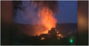 Explosiones en frontera de Corea del Norte con China dejan 15 muertos