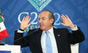 Dejen de poner en ridículo a México, reclama Calderón y usuarios le recuerdan sus errores