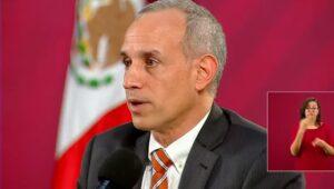 López-Gatell pide a gobernadores no politizar la pandemia