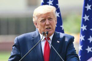El docente que anunció la victoria de Trump en 2016 ahora presagia su derrota